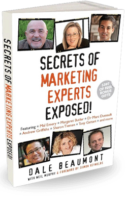Secrets of Marketing Experts Exposed